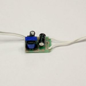 5W Constant Current IC LED Bulb Driver with PF 0.5 85-265V pictures & photos