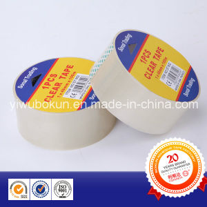Office Supply Clear Packing Tape pictures & photos