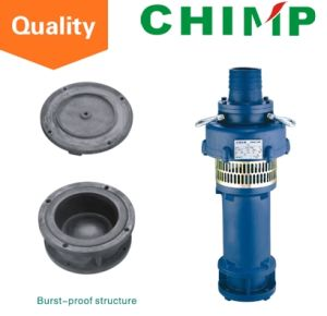 3kw/4HP 380V/50Hz Anti-Explosion Oil-Immersed Submersible Pump (QY65-10-3) pictures & photos