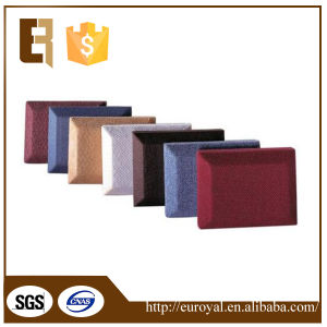 Interior Wall Decoration Soundproof Fabric Acoustic Wall Panel