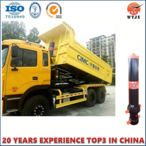 Telescopic Hydraulic Cylinders for Dump Truck pictures & photos