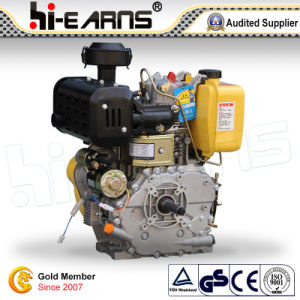 Diesel Engine with Keyway Shaft and Air Filter (HR192FB) pictures & photos