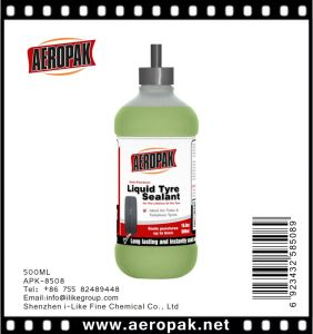Aeropak Good Quanlity Liquid Tyre Sealant OEM pictures & photos