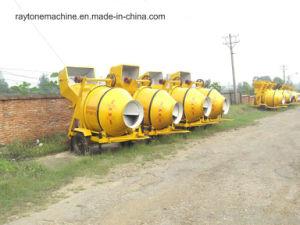 Electrical Jzc350 Movable Concrete Mixer pictures & photos