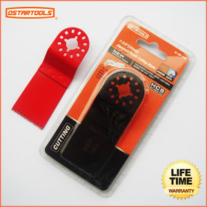34mm Hcs E-Cut Precision Saw Blade for Multi Oscillating Tool pictures & photos