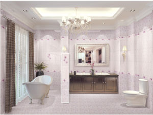 Bathroom Polished Ceramics Wall Tile pictures & photos