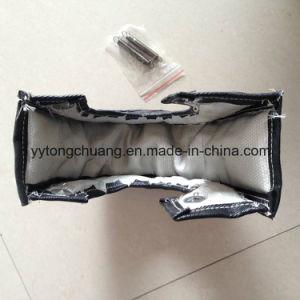 Black Fiberglass Turbo Heat Shiled Blanket T3/T4/T6/T25 pictures & photos