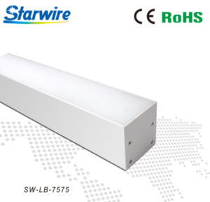 Hot Style Energy Saving 7575 Linear Light pictures & photos