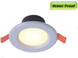 5.5W Waterproof LED Ceiling Down Light pictures & photos