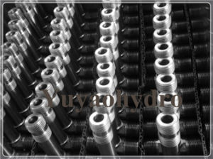 Procssing Special Hydraulic Fittings Tee Fittings pictures & photos