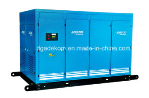 Stationary Oil Fooled Water Cooled Screw Air Compressor (KF220-10) pictures & photos