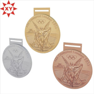 Zinc Alloy Casting Sport London Medals for Sport Events pictures & photos