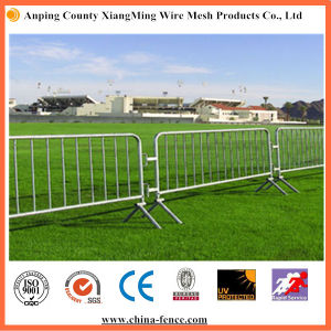 Construction Site Crowd Control Barrier Hot Sale pictures & photos