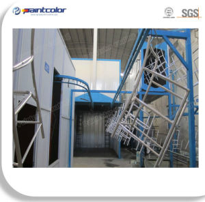 Good Quality Powder Coating Line for Furniture pictures & photos