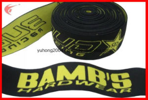 Polyester Jacquard Elastic Tape for Underwear (YH-ET007) pictures & photos