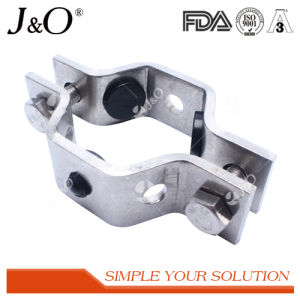 Sanitary Stainless Steel Pipe Holder Tube Pipe Fittings pictures & photos