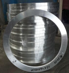 Large Forging Forged Stainless Steel Ring pictures & photos