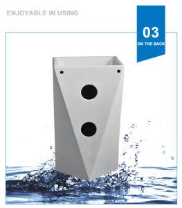 Weidansi Ceramic Wash Pedestal Basin Wash Sink (WDS-P7101) pictures & photos