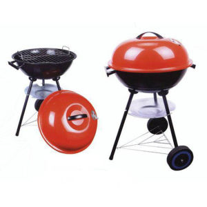 Apple Shape Camping BBQ Grill pictures & photos