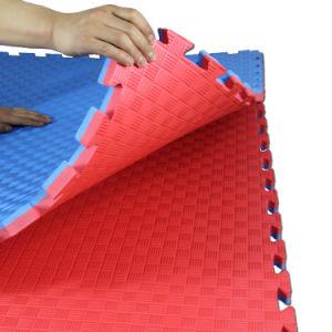Anti-Slip Kamiqi EVA 20mm Thick Taekwondo Foam Floor Exercise Mats pictures & photos