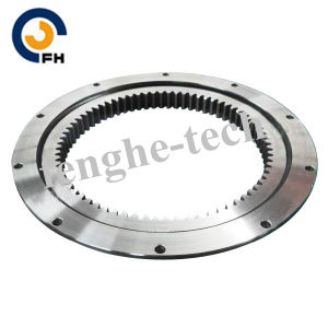 Single Row Four-Point Contact Ball Slewing Ring Bearing