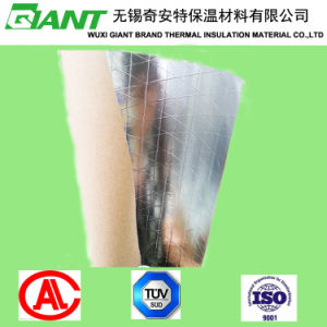 Foil Scrim Kraft Insulation/Fsk Aluminum Foil Thermal Insulation pictures & photos
