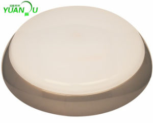 Outdoor Indoor Use Classic Round Good Quality PC LED Ceiling Lamp pictures & photos