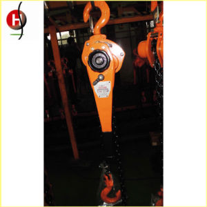 Good Performance 3t 6m Manual Lever Block with CE Certificate pictures & photos