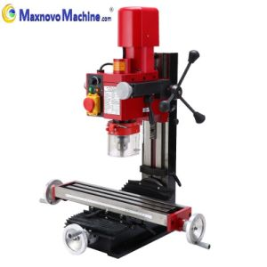 Ce Approved High Precision Small Drilling Milling Machine (mm-BF16S) pictures & photos