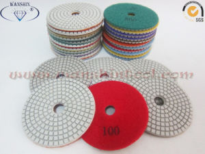 Diamond Polishing Pads for Engineered Stone pictures & photos