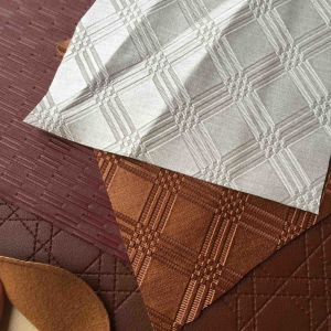 PVC Decorative Leather, PVC Furniture Leather, Vinyl Upholstery Leather pictures & photos