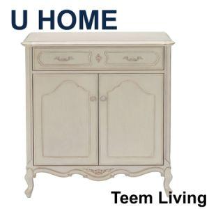 Dining Room Furniture 2 Door Wooden Storage Cabinet pictures & photos