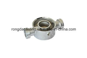 Valve Part, Steel Casting, Stainless Steel, Sand Casting, Machining Parts
