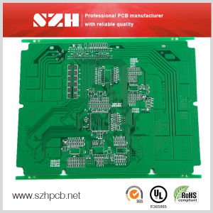 Multilayer 1.6mm Immersion Gold Printed Circuit Board pictures & photos