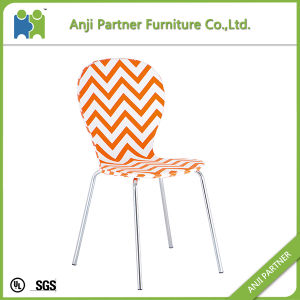 Best Selling High Quality Custom Fabric Dining Chair (Shanshan) pictures & photos