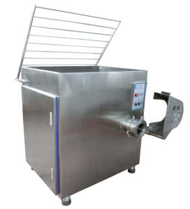 Double-Screw Pork Meat Grinding Machine pictures & photos