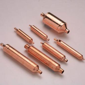 Copper Strainer for Refrigeration Parts pictures & photos