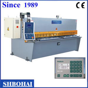 High Quality Nc Guillotine Shear, Metal Plate Guillotine Shearing Machine pictures & photos