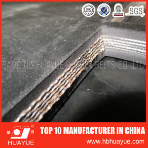 Quality Assured Black Color Ep Conveyor Belt Made in China pictures & photos