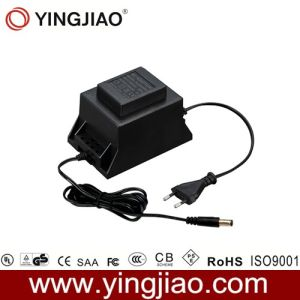 60W AC DC Linear Adapter with UL pictures & photos