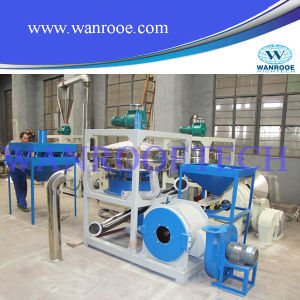 Good Mesh Plastic Powder Grinder Machine pictures & photos