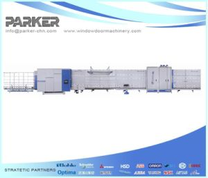 Parker Double Glass Machine Insulating Glass Processing Equipment pictures & photos