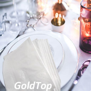 High Quality 21*21cm Paper Dinner Napkin pictures & photos