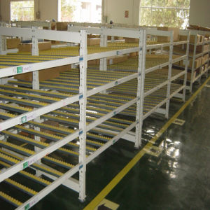 Best Selling Pallet Flow Rack Designed Suitable for Warehouse Storage pictures & photos