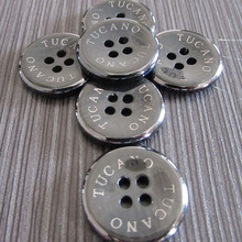 Metal Sew Button for Men′s Jacket Coat pictures & photos