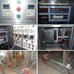 Plastic Film Blowing Machine with 1 Color Gravure Printing Machine pictures & photos