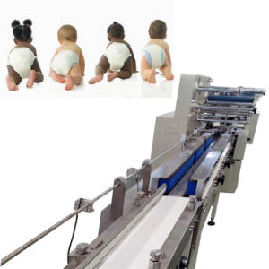 Disposable Baby Diaper Packaging Machine for Trial Pack pictures & photos