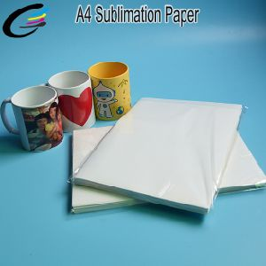 Looking for Distributor Polyester Tshirt Sublimation Paper A4 for Inkjet Printer pictures & photos