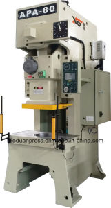 15ton-315ton Open Back Punch Machine, C Frame Eccentric Punch Press pictures & photos