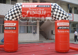 Inflatable Arch Advertising Arch for Sports Games pictures & photos